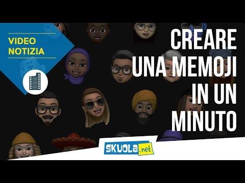 Memoji, il tutorial per crearle in un minuto