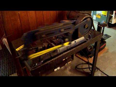 Sears & Roebuck power hacksaw