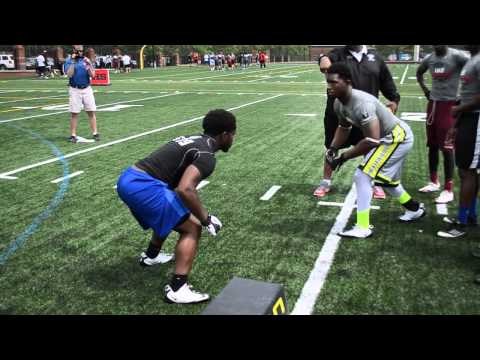 Atlanta NFTC Running Back-Linebackers