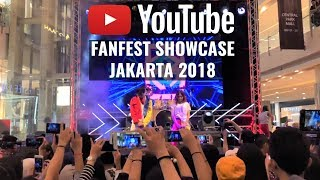 STEP BY STEP ID on YouTube FanFest Showcase Jakarta 2018