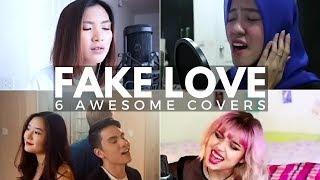 BTS (방탄소년단) - FAKE LOVE (Korean / English Cover) | 6 AWESOME COVERS