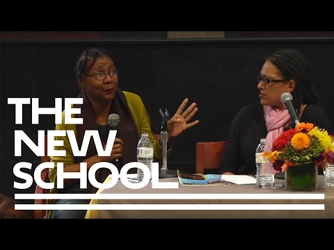 bell hooks in an Open Dialogue with New School Students - Whose Booty Is This?
