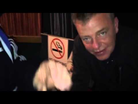 Suggs from madness book signing blinded by the light