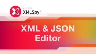 XML Editor: Intro To XMLSpy
