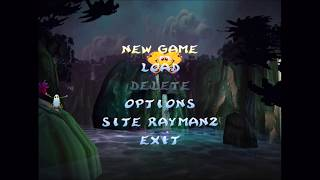 PC Longplay [001] Rayman 2: The Great Escape