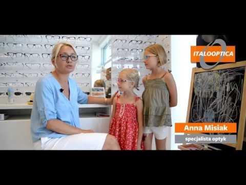 Optyk radzi #7: Jak dobrać oprawy okularowe dla dziecka?