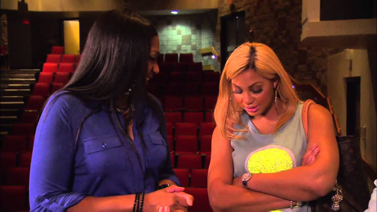 Braxton Family Values | The Color Purple | WE tv - YouTube