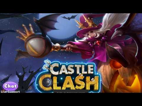 HOW TO HACK CASTLE CLASH PHANTOM KING SKILL AND OTHER HEROES