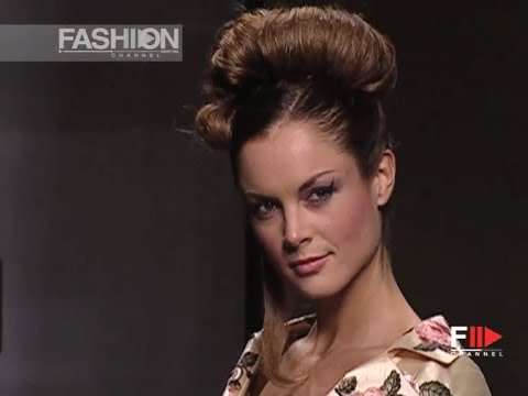 TONY WARD Haute Couture Spring Summer 2006 Paris by Fashion Channel