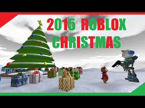 2015 ROBLOX Christmas Holiday Event - YouTube