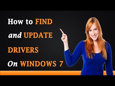 How to Find and Update Drivers for Windows 7
