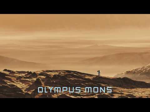 On Mars - Olympus Mons