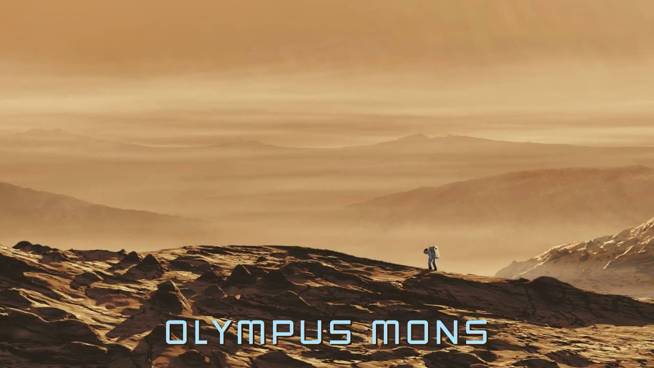 Image Gallery olympus mons rover