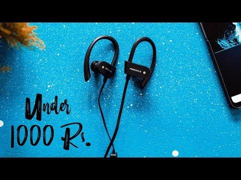 ff9b87b28d0 Best Wireless Earphones UNDER 1000 RS - YouTube