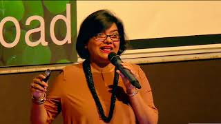 A radio Jockey who lost her voice. | Pallavi Narvekar | TEDxSarjapuraRoad