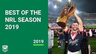 Top NRL Moments of 2019