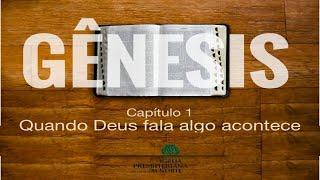 IPMNORTE - SERMÃO: GENESIS REV. FÁBIO BEZERRA