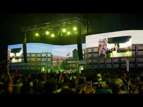 Eminem LIVE - Intro/Medicine Man/Till I Colapse - Coachella 2018