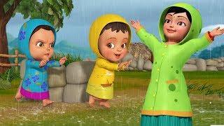 Brsti Hacche - Kids Song   Bengali Rhymes for Children   Infobells