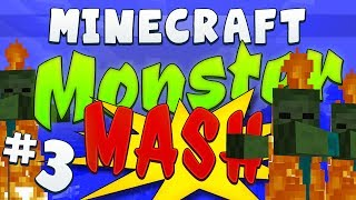 Minecraft Monster Mash - Part 3 - Zombie Procession