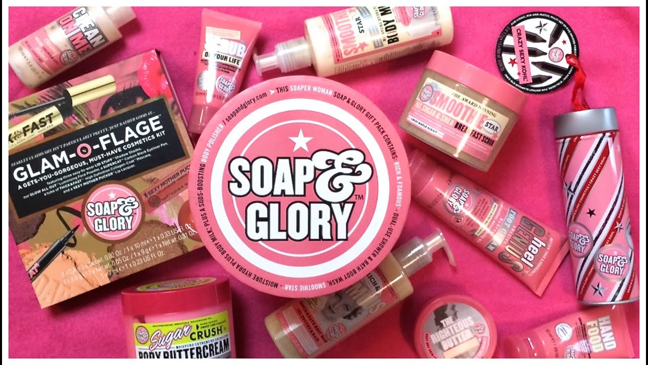 Soap & Glory: Hits & Misses! | Makeup, Body - YouTube