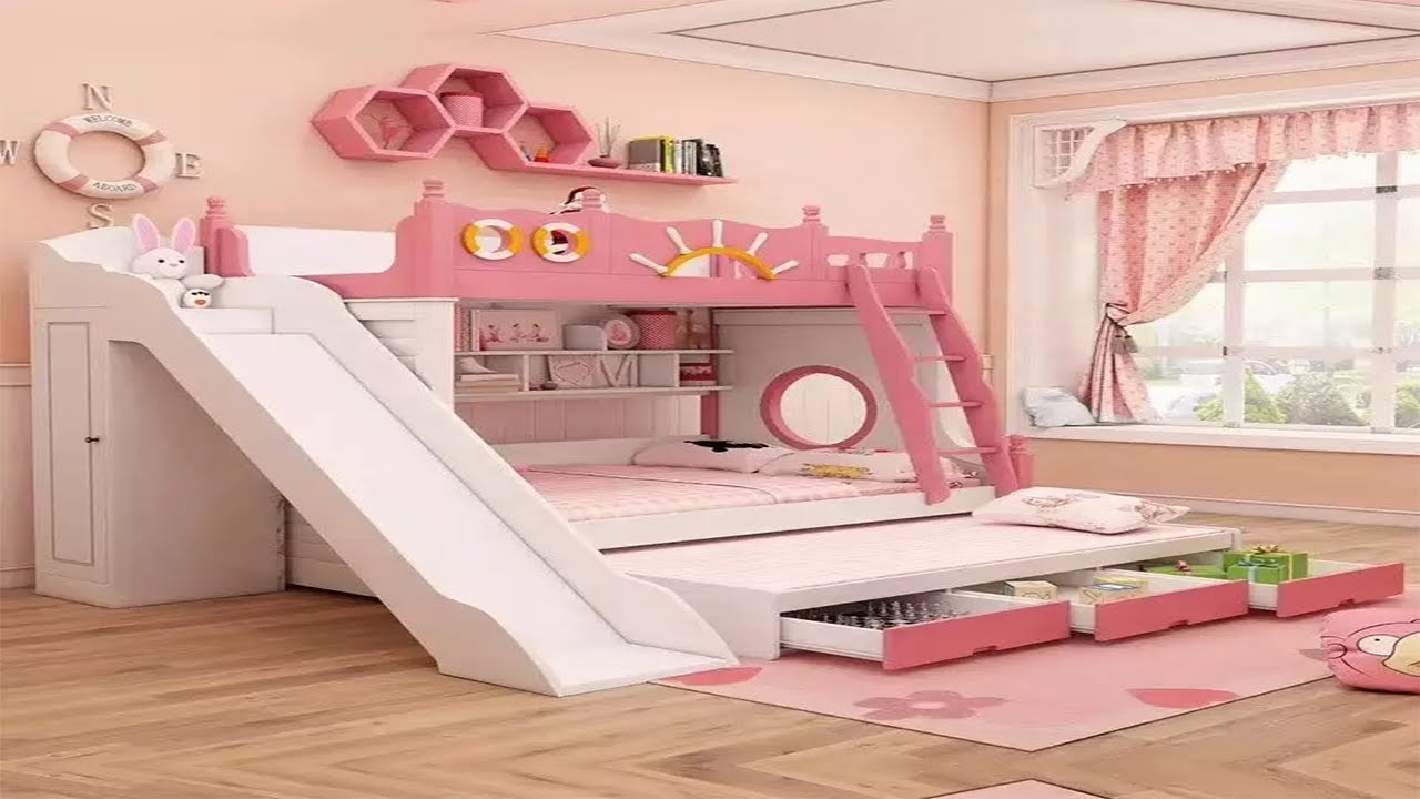 Bunk Beds For Kids And Teenagers Youtube
