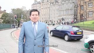 CONQUERING NEW LAND   SCOTLAND 2018
