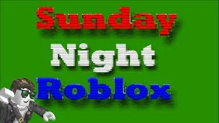Sunday Night Roblox Episodio 28