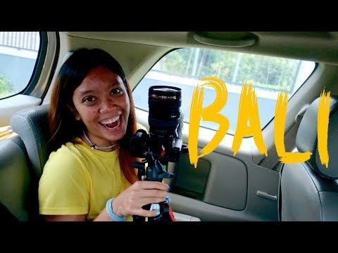 What is it like to be a FREELANCER? (Filming a project in BALI)