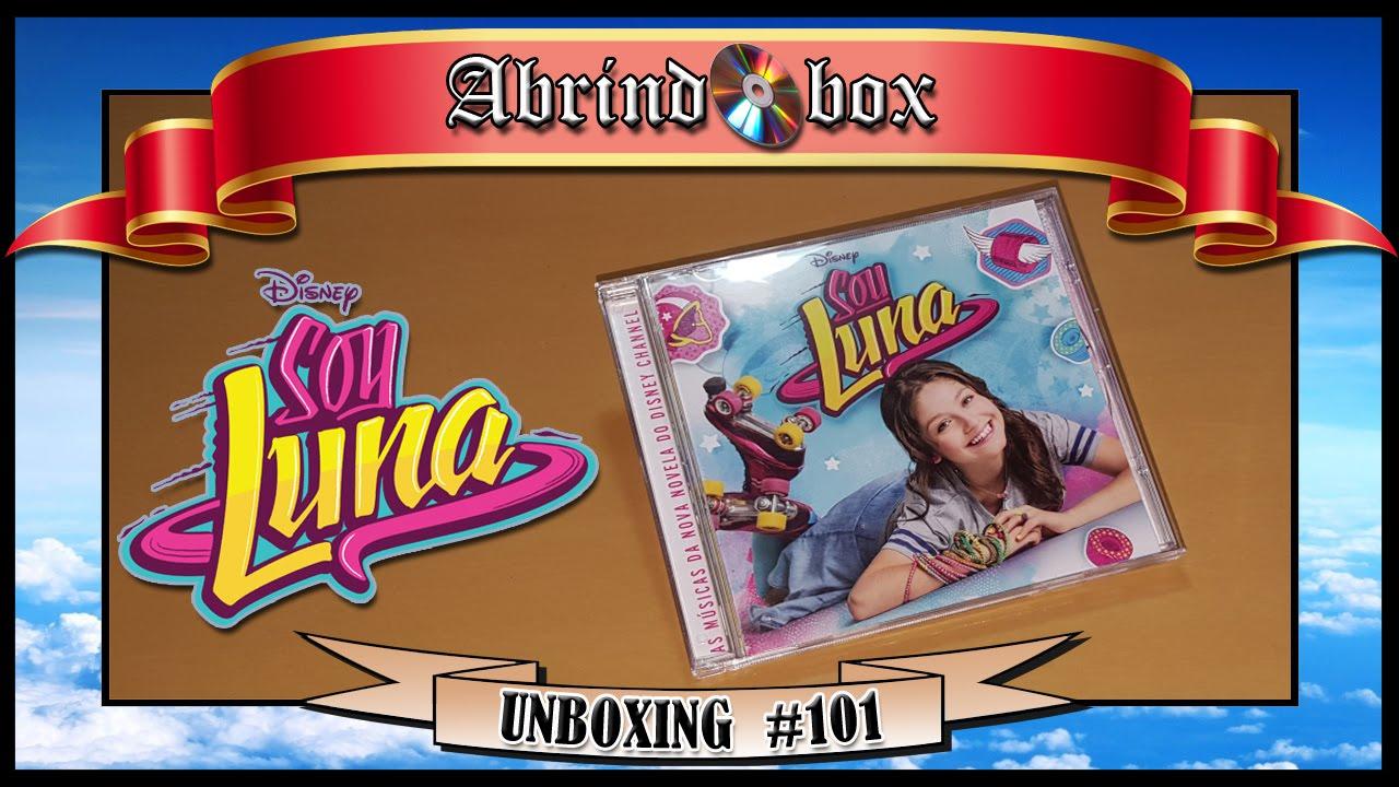 a6791883134f0 Sou Luna - Trilha Sonora Oficial  Unboxing  - YouTube