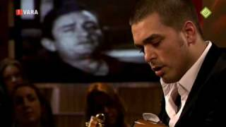 DWDD-Jolink en Waylon singing Johnny Cash maart 2010.AVI