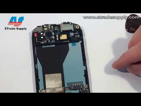 How to replace/repair HTC sensation XE LCD screen display
