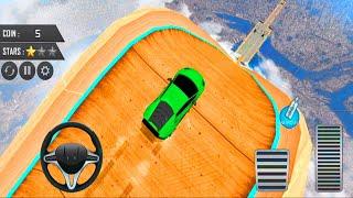Mega Ramp Car Stunt Driving Games - Car Racing Games - Android Gameplay screenshot 3
