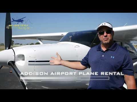 Plane Rental Dallas | Airplane Rental Addison Airport