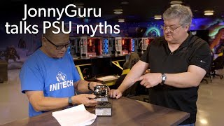 JonnyGuru debunks old power supply myths | Ask a PC expert