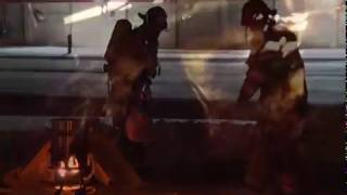 Fort Wainwright Firefighters Show the Dangers of Frying a Turkey Improperly