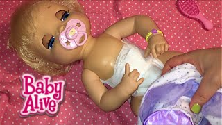 Baby Alive Doll Beatrix Changing Video