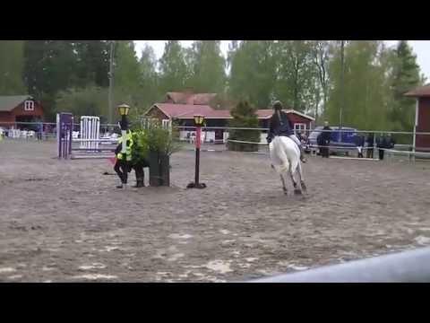 Lisa Fager och Krypton - Kungsörs Ridklubb 11/5