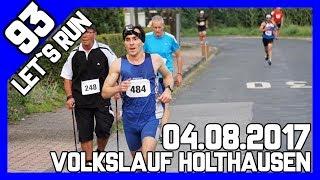Let´s Run #93 - Volkslauf Holthausen 5km und 10km - Tolle Runde mit Gegenwind