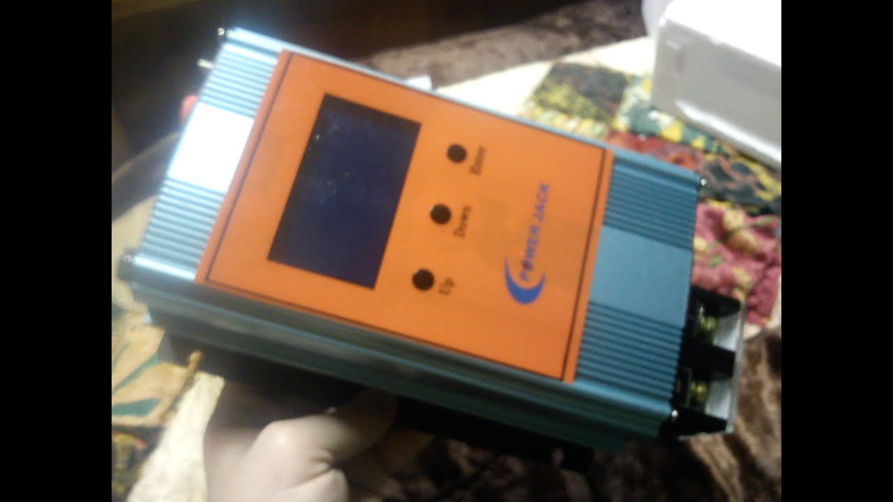 Wierd Mppt Chinese Solar Smart Charge Controller Power