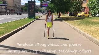 Yellow, Black & White (street walking) - promo clip