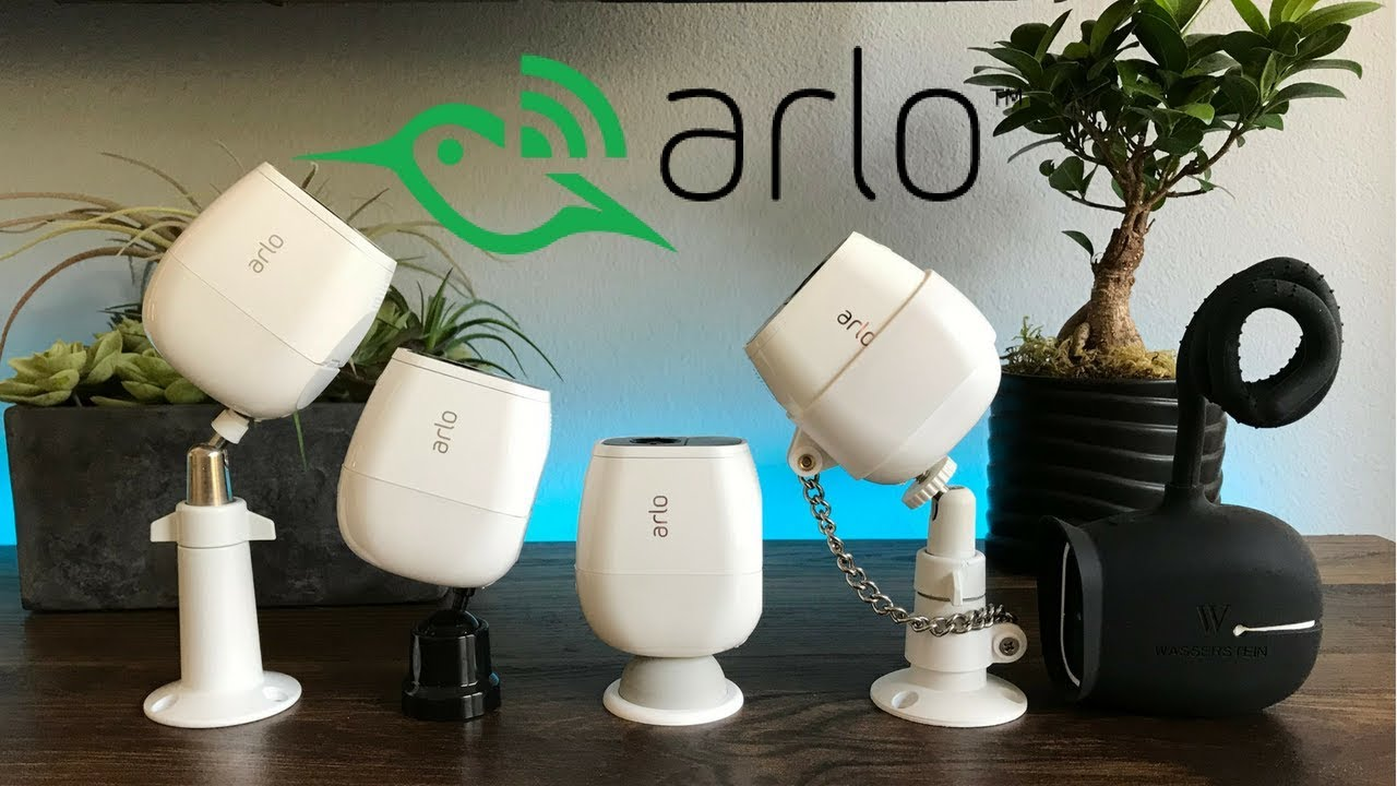 How to install arlo pro 2