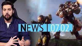 DLC-Termine für Anthem - Astroneer verlässt Early-Access - News