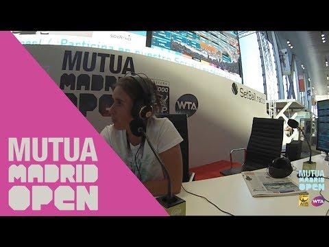 Entrevista a Anabel Medina - SetBall.radio