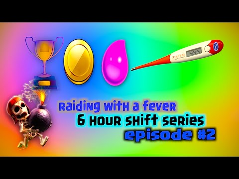Clash Of Clans - 6 Hour Shift Series Ep. #2