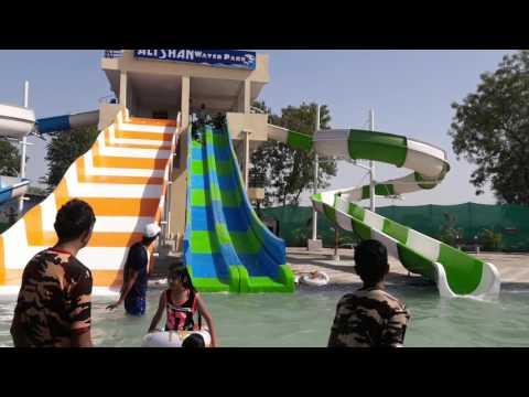 Alishan Water park Bhusawal