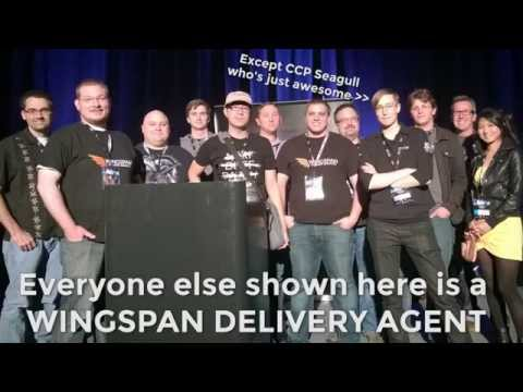 EVE Vegas 2015 WINGSPAN Delivery Services Wrapup! [Audio]