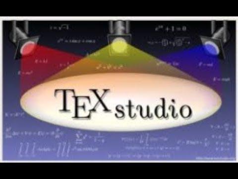 Hướng Dẫn Cài Đặt Texlive2019, TexStudio và Bộ Công Cụ Vẽ Hình Của Thầy Dương Phước Sang