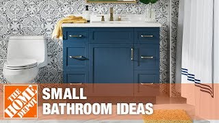 8 Small Bathroom Ideas | Inspiration Series