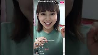 インスタライブ 安田乙葉 20180411 乙葉 検索動画 9